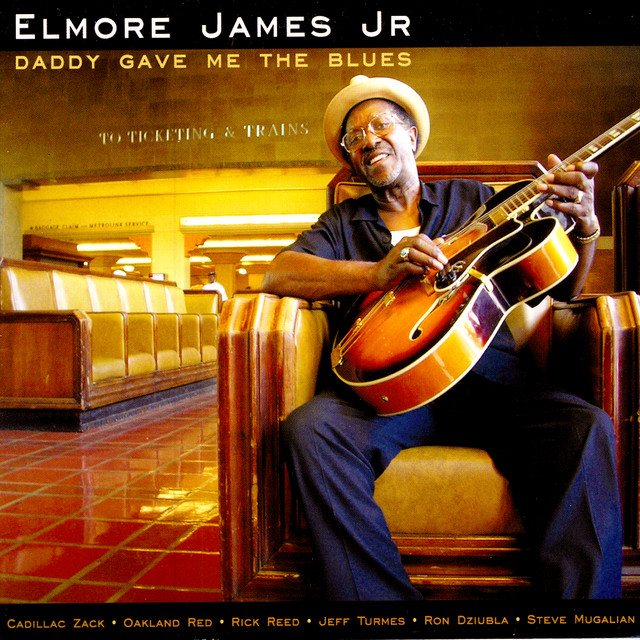 Elmore James Jr.