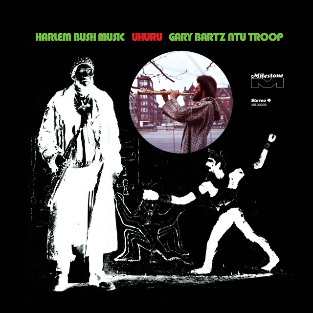 Gary Bartz Ntu Troop