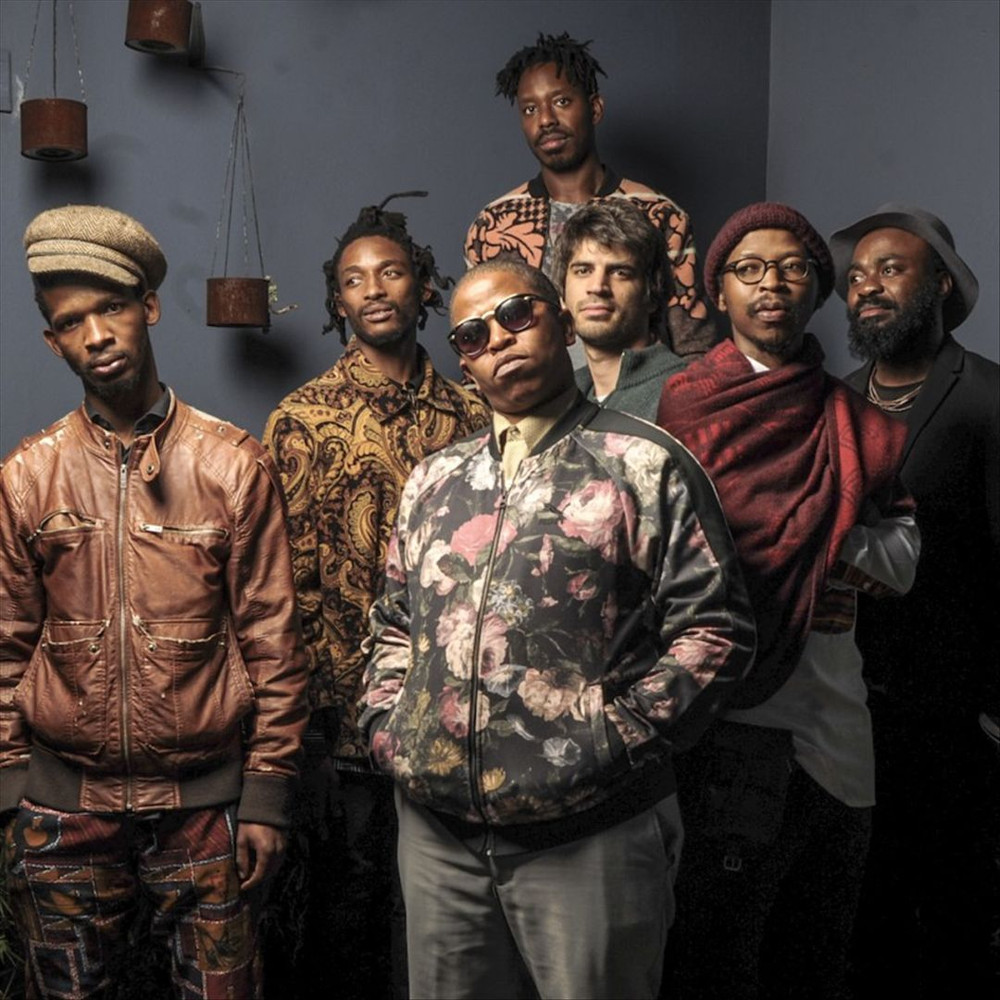 Shabaka And The Ancestors