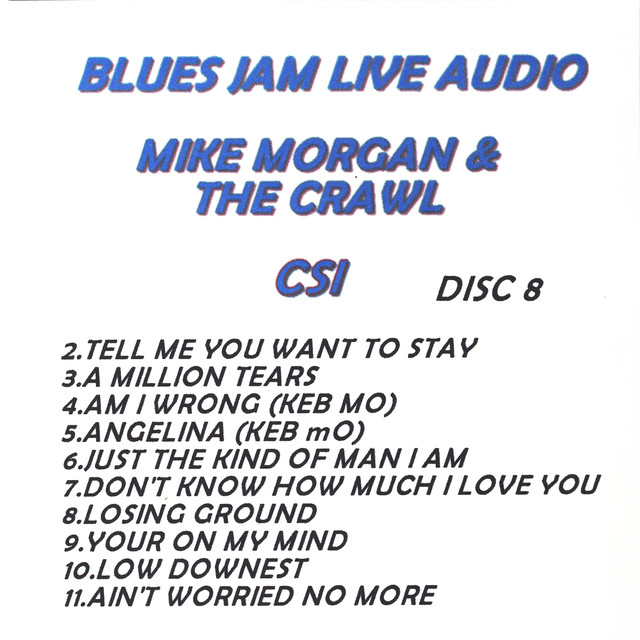 Mike Morgan & The Crawl