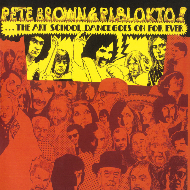 Pete Brown & Piblokto!