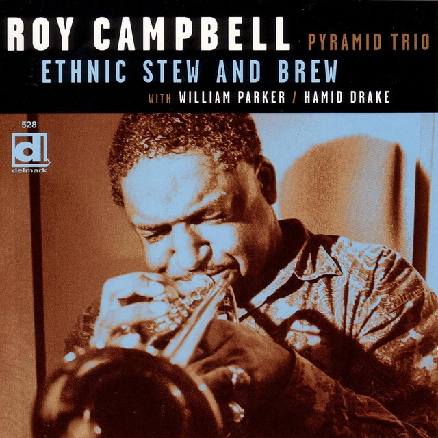 Roy Campbell Pyramid Trio
