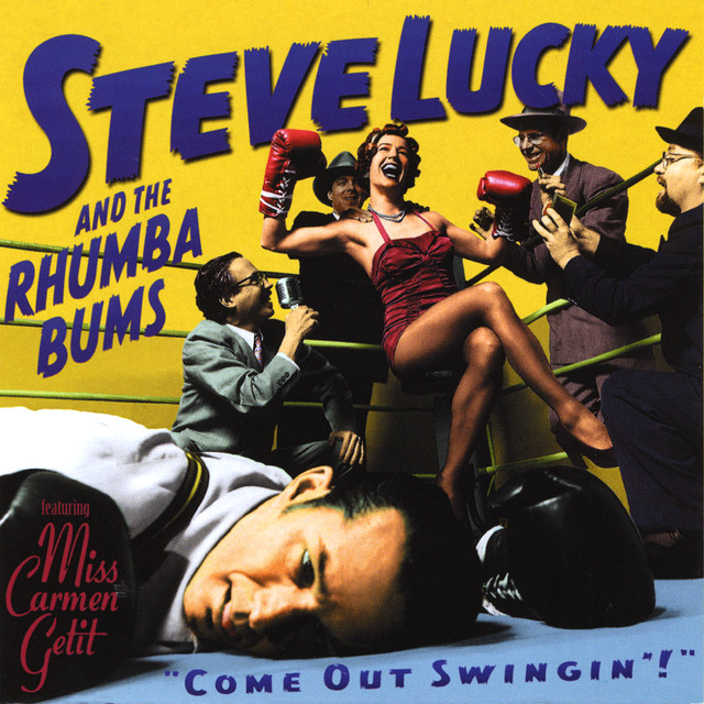 Steve Lucky & The Rhumba Bums