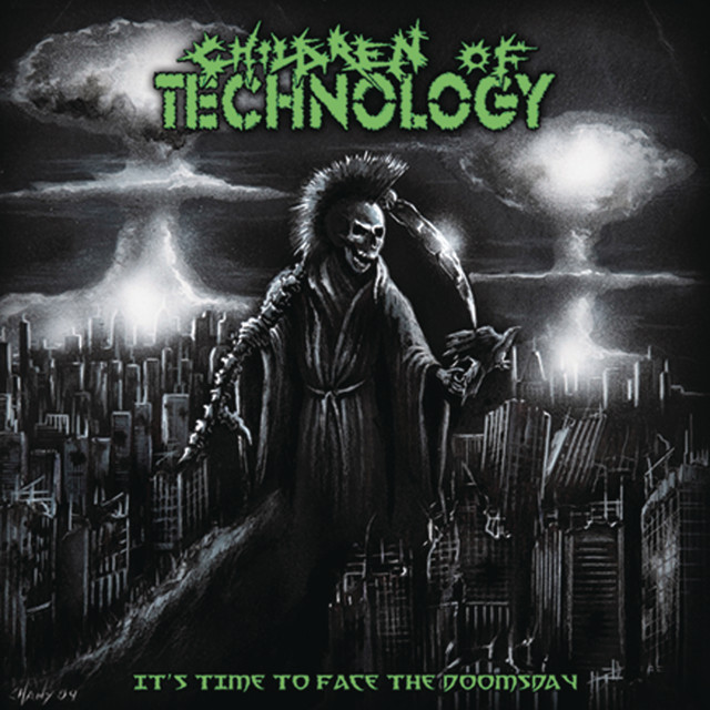 Children Of Technology