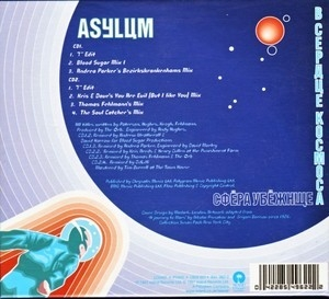 Asylum (2 Disc Maxi Single)/part One