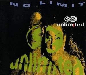 No Limit (1993, 01624 15499-2, US) [CDM]