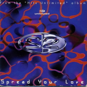 Spread Your Love [CDS]