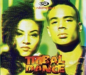 Tribal Dance (Japanese Edition) [CDS]