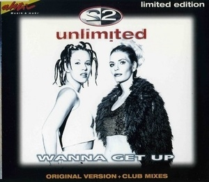 Wanna Get Up (Limited Edition) [CDS]