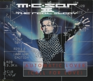 Automatic Lover (Call For Love) [CDM]