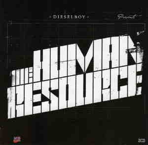 Dieselboy Pts The Human Resource [disc One : Selected Works]