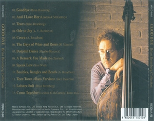 Good Bye;brian Bromberg Collection