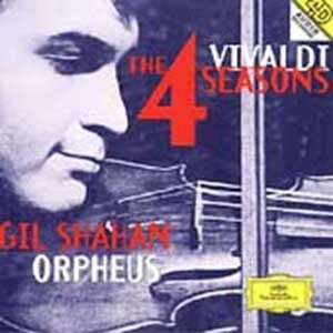 The Four Seasons (Gil Shaham - Orpheus Chamber Orchestra) (4D)