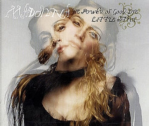 The Power Of Goodbye / Little Star (Germany CDS)