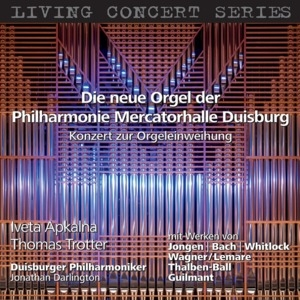 The New Organ of the Philharmonie Mercatorhalle Duisburg