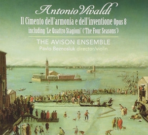 Concerti Opus 8 (The Avison Ensemble / Pavlo Beznosiuk) (Disc 1)