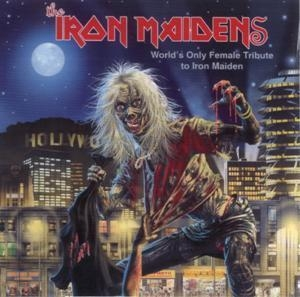 World Only Female Tribute to Iron Maiden