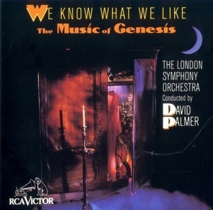 We Know What We Like - The Music Of Genesis