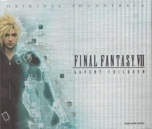 Final Fantasy VII Advent Children OST (CD1)