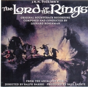 Lord Of The Rings{the} (animated)