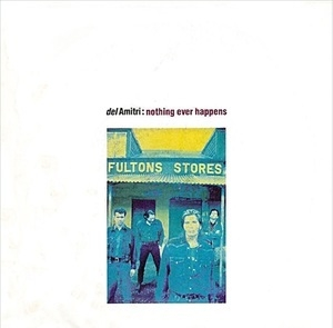 Nothing Ever Happens [CDS]
