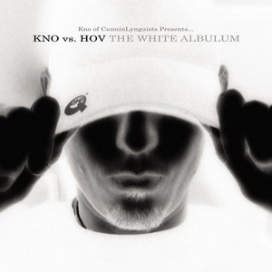 Kno Vs. Hov: The White Albulum