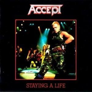 Staying A Life (CD1) (Remastered)