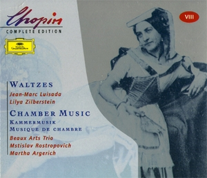 Chopin Complete Edition. Volume 8 (CD1)