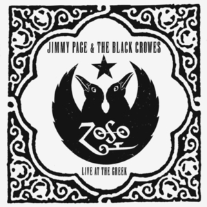 Jimmy Page And The Black Crowes: Live At The Greek (disc 1)