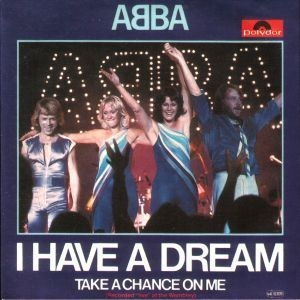 Singles Collection 1972-1982 (Disc 21) I Have A Dream [1979]