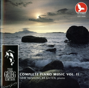Complete Piano Music Vol.II CD2