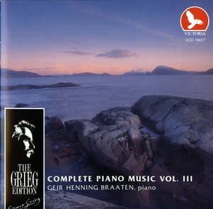 Complete Piano Music Vol.III CD3