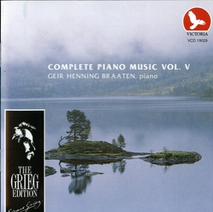 Complete Piano Music Vol.V CD5