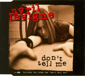 Don't Tell Me [cds]