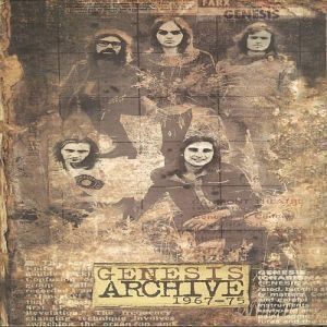 Archive 1967-1975 [4 CD Box Set] (disc 1 with full booklet)