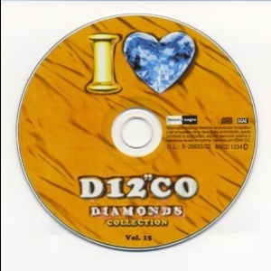 I Love Disco Diamonds Collection Vol. 15