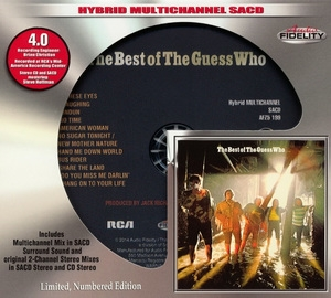 The Best Of The Guess Who (2014 Reissue)
