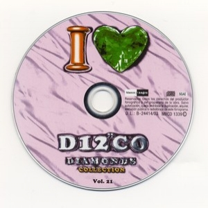 I Love Disco Diamonds Collection Vol. 21