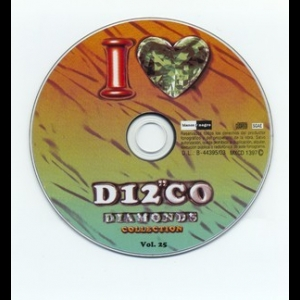 I Love Disco Diamonds Collection Vol. 25