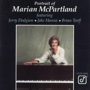 Portrait Of Marian Mcpartland     {Concord Jazz CCD-4101} 1992