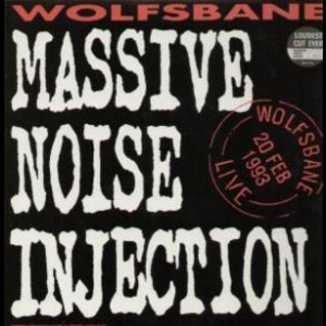 Massive Noise Injection (Live)