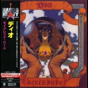 Sacred Heart (2007 Japan papersleeve)