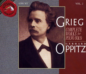Complete Works For Piano Solo (Gerhard Oppitz) Vol.02 CD2
