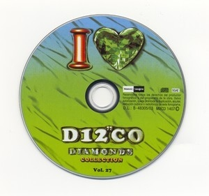 I Love Disco Diamonds Collection Vol. 27