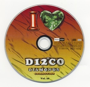 I Love Disco Diamonds Collection Vol. 28
