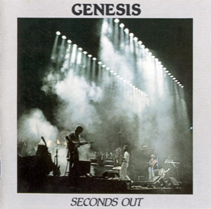 Seconds Out (CD1) (2001 Remastered)