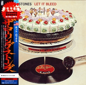 Let It Bleed (2006 Japan MiniLP remastered)