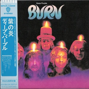 Burn (2006 Japanese Remaster)