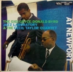 Gigi Gryce-donald Byrd Jazz Laboratory / At Newport