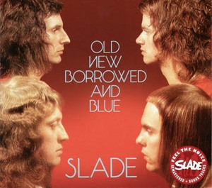 Old New Borrowed & Blue (Salvo, Remastered 2006)